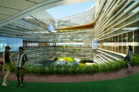 """Así será el """"campus"""" con el que Samsung quiere enamorar a EEUU"""