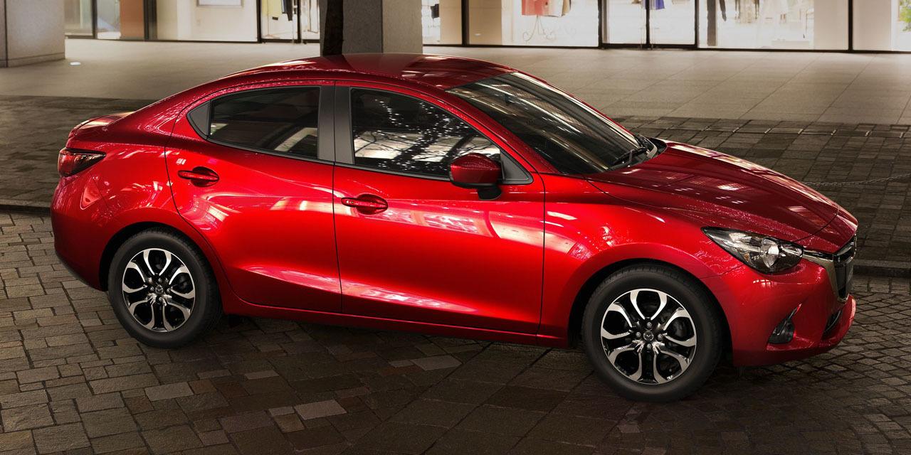 Foto de Mazda 2 Sedan (6/14)