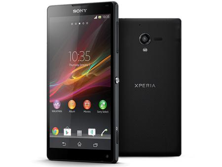 Sony Xperia  ZL en México