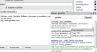 Gmail nos permite hacer búsquedas web sin abandonar la redacción de un correo