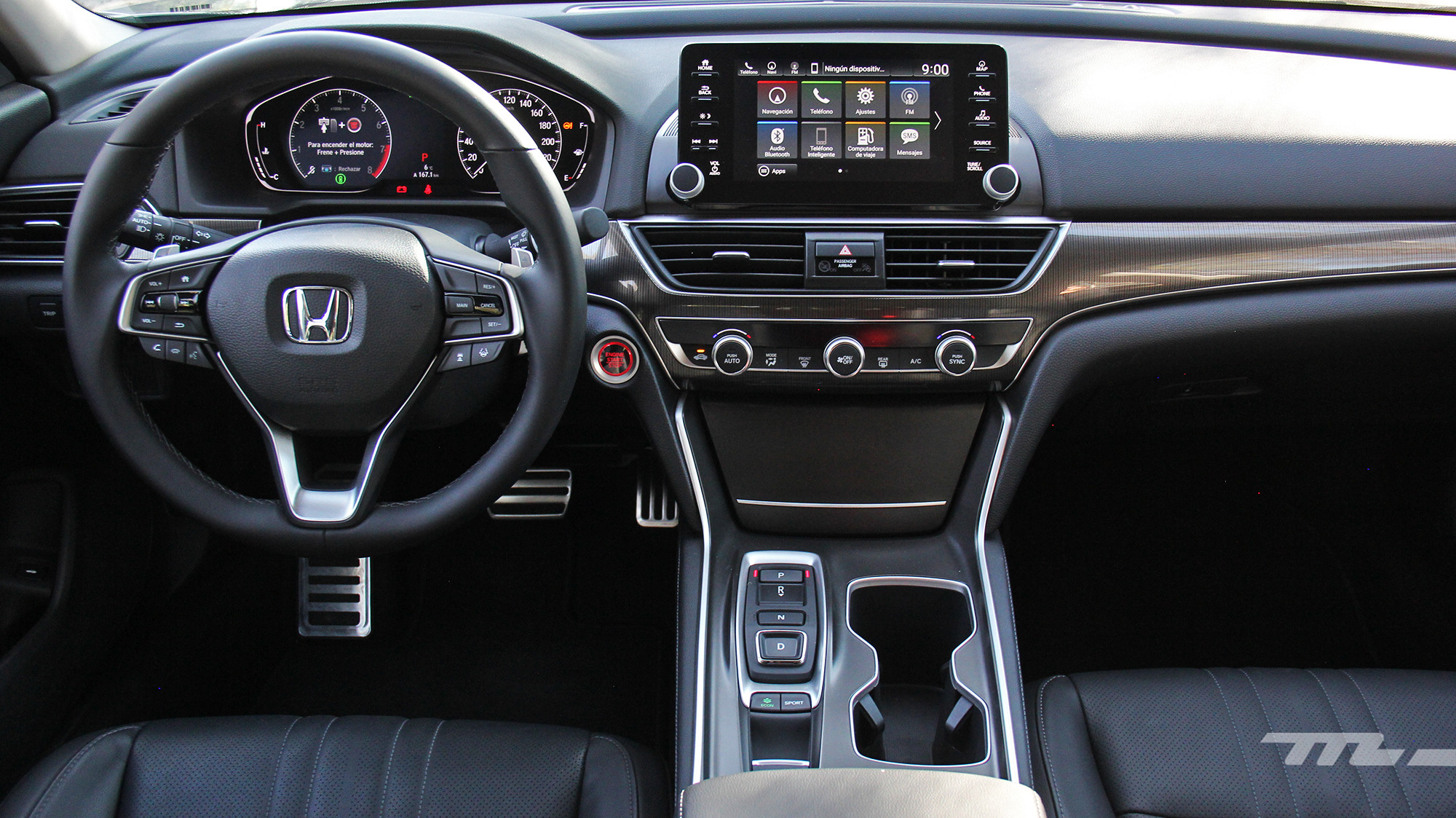 Foto de Honda Accord Touring 2.0T 2018 (14/18)