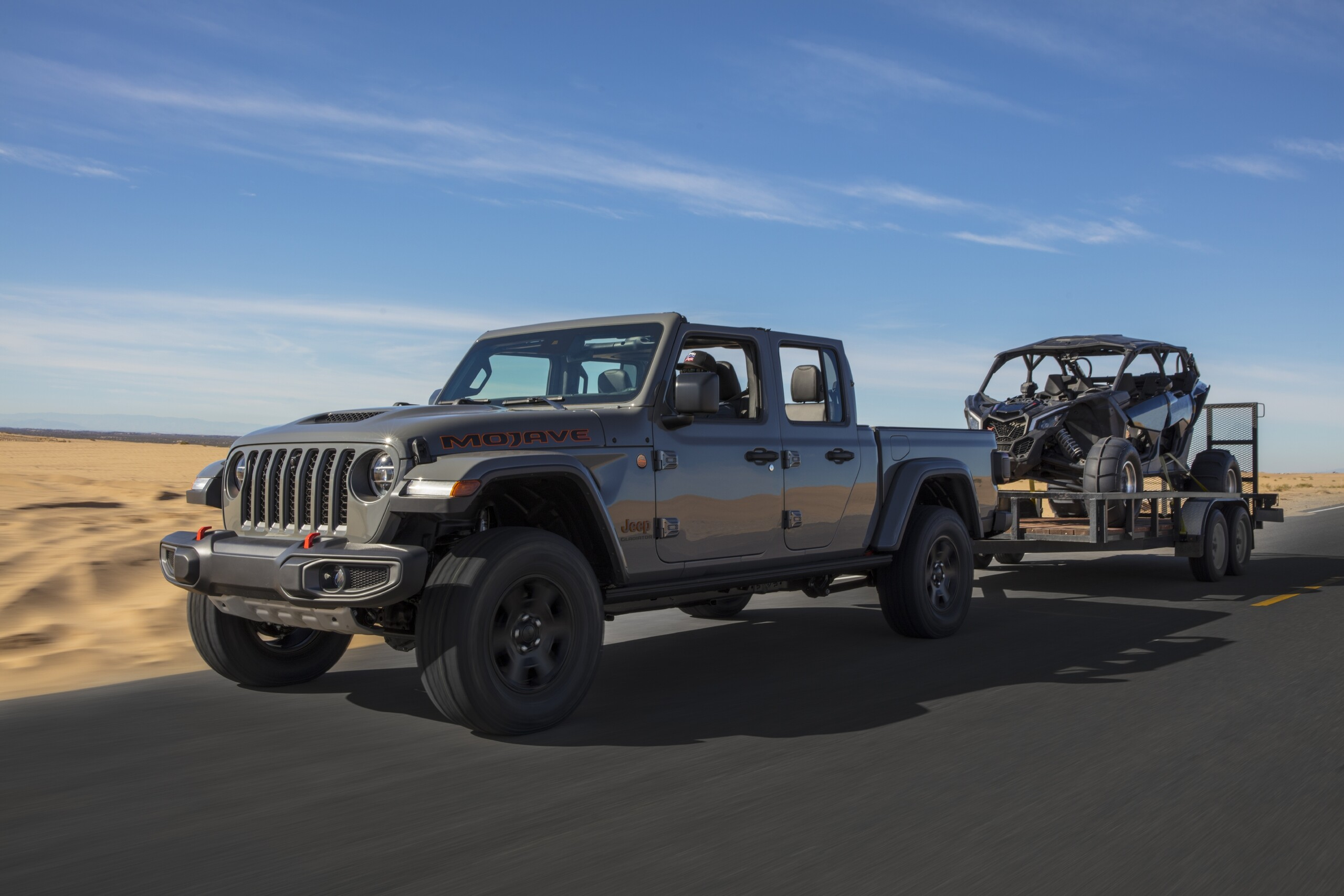 Foto de Jeep Gladiator Mojave 2021 (9/11)