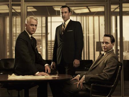 Mad Men oficina