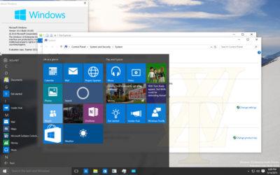 Las versiones piratas de Windows 10 podrán actualizar, pero tendrán una marca de agua