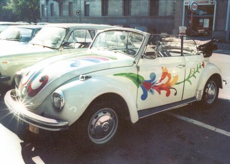 Volkswagen Beetle 1938 1600 1e