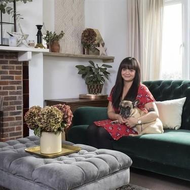 La blogger Hayley Stuart se confiesa desordenada y reconoce que una casa organizada es igual a una mente en orden