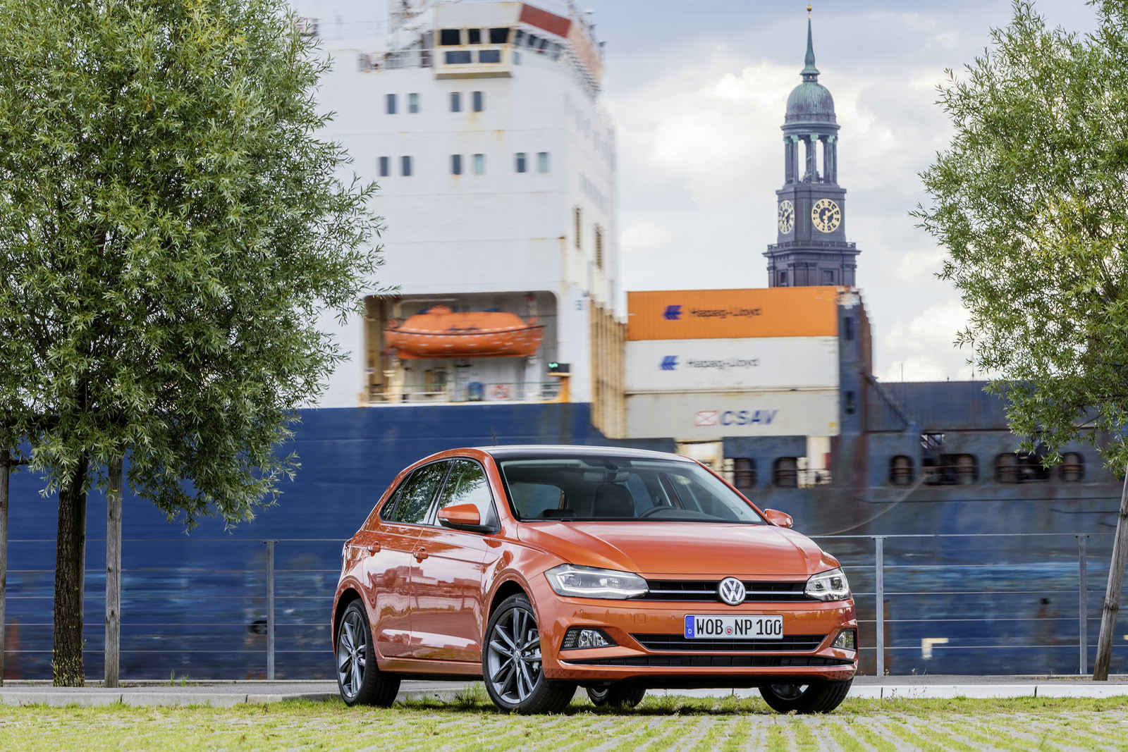 Foto de Volkswagen Polo 2018, toma de contacto (40/59)