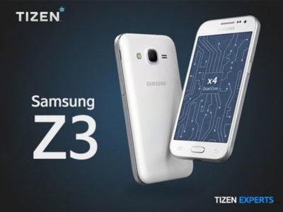 Nuevas fotos del Galaxy Z3, el que sería el segundo terminal con Tizen de Samsung