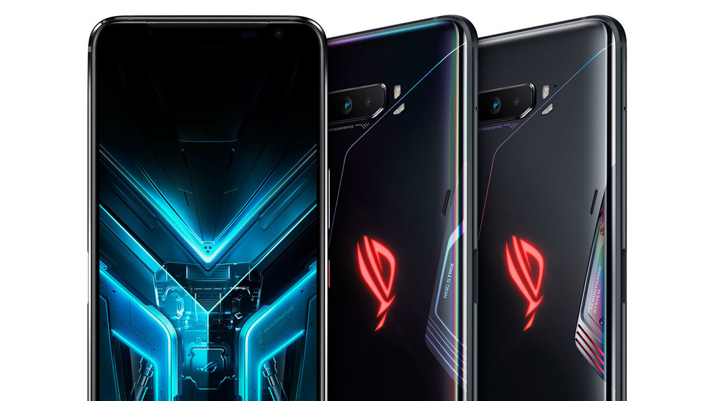 El Asus ROG Phone 3 establece récords con una tasa de refresco escondida a 160 Hz