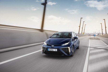El Toyota Mirai bate al Chevrolet Volt en el World Green Car 2016
