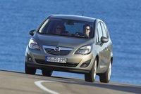 Más diesel para el Opel Meriva