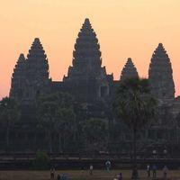 8. Siem Reap, en Cambodia