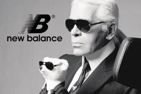 Lagerfeld New Balance