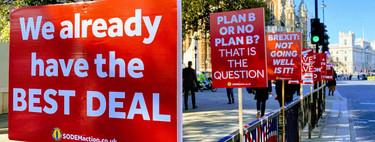 Cuanto más se advierte sobre los riesgos de un Brexit sin acuerdo, más lo apoyan sus partidarios