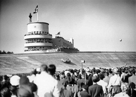 Circuitos exóticos de la Fórmula 1: AVUS