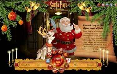 Santa Park: conoce a Papá Noel en su parque temático