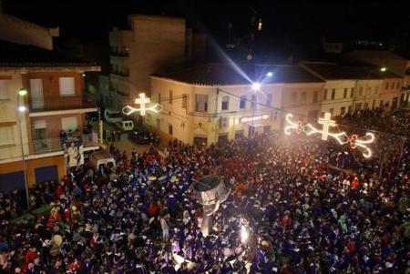 Tobarra (Albacete): 104 horas de tambor en Semana Santa
