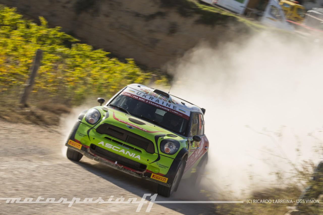 Foto de WRC - Rally de Catalunya 2014 (90/370)