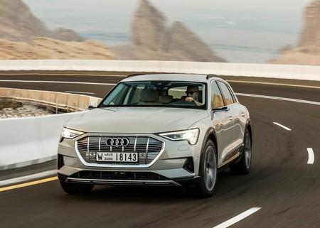 A Audi se le escapa el precio del e-tron en México: esto costará el rival del Model X
