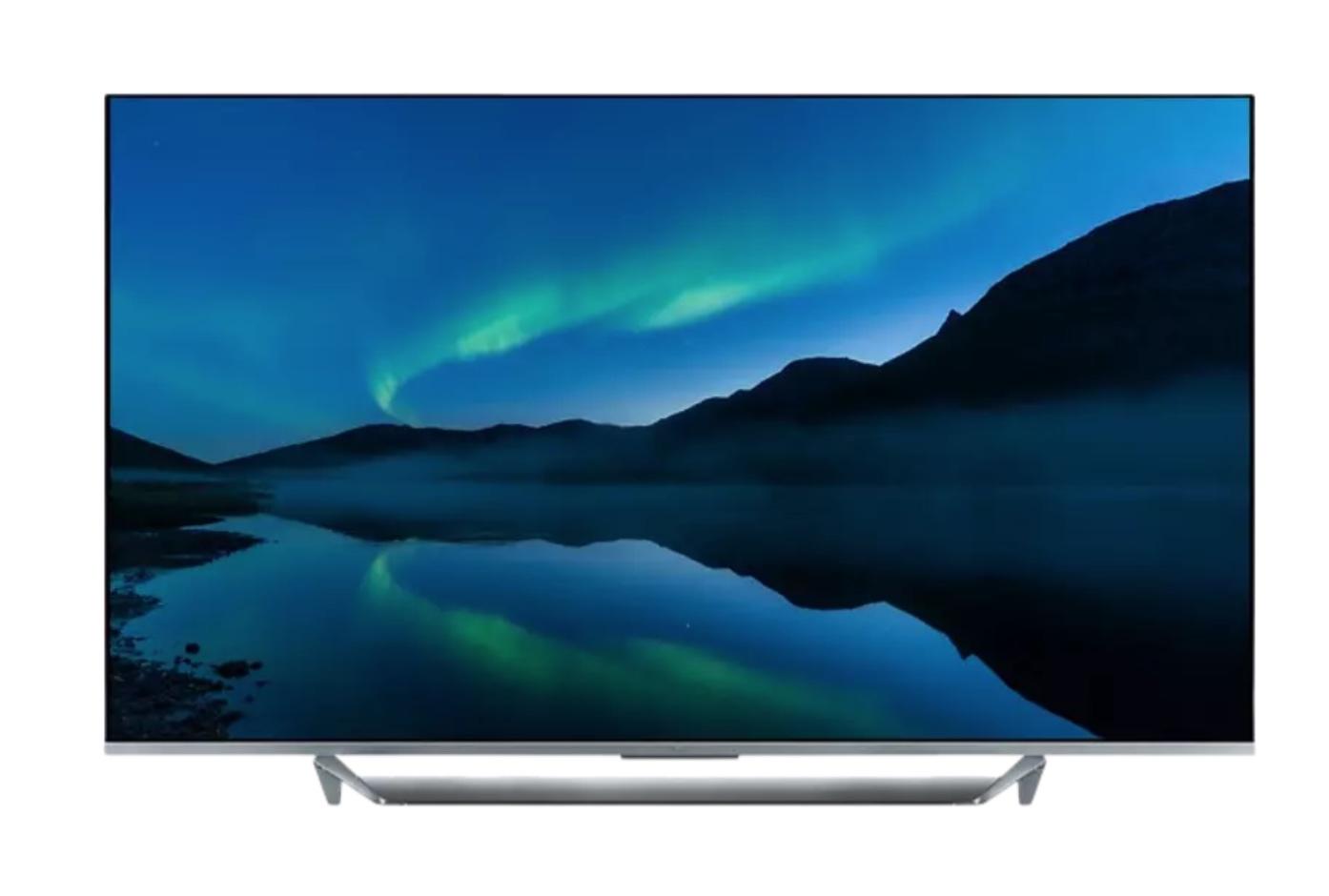 "TV QLED 75"" - Xiaomi Mi TV Q1, UHD 4K, MediaTek MT9611, Smart TV, DVB-T2, HDR10+, Dolby Vision, Negro"