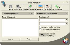 Nueva versión de sMs Masivo