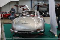 El icónico Mercedes 300 SL