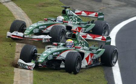 Jaguar F1 2004