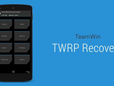 TWRP agrega el soporte para el Ace 3 y Z3 Tablet Compact