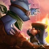 La versión para móviles del aclamado Teamfight Tactics estará disponible a mediados de marzo