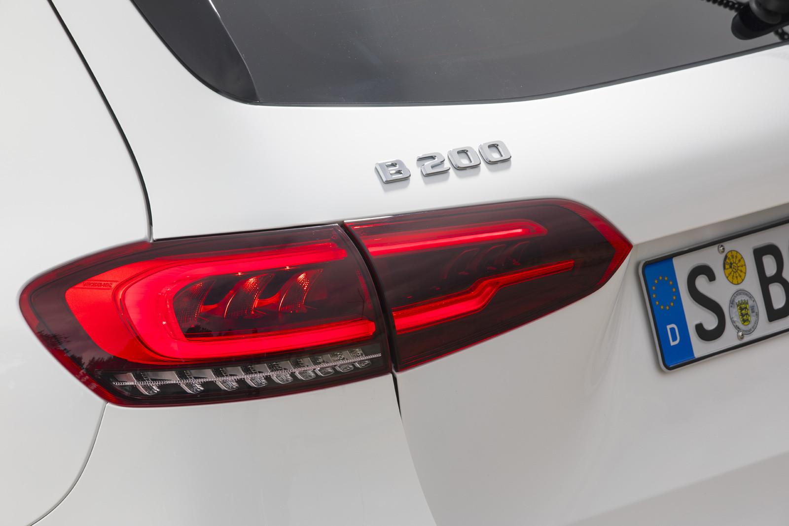Foto de Mercedes-Benz Clase B 2019 (141/157)