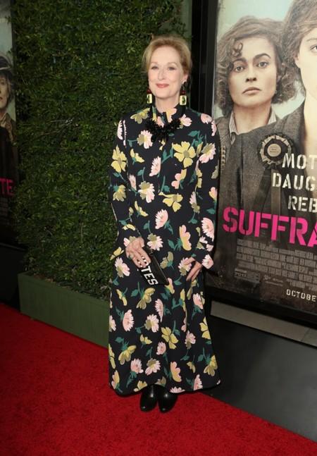 ¿Meryl Streep vistiendo de Zara Trafaluc? Así son los clones