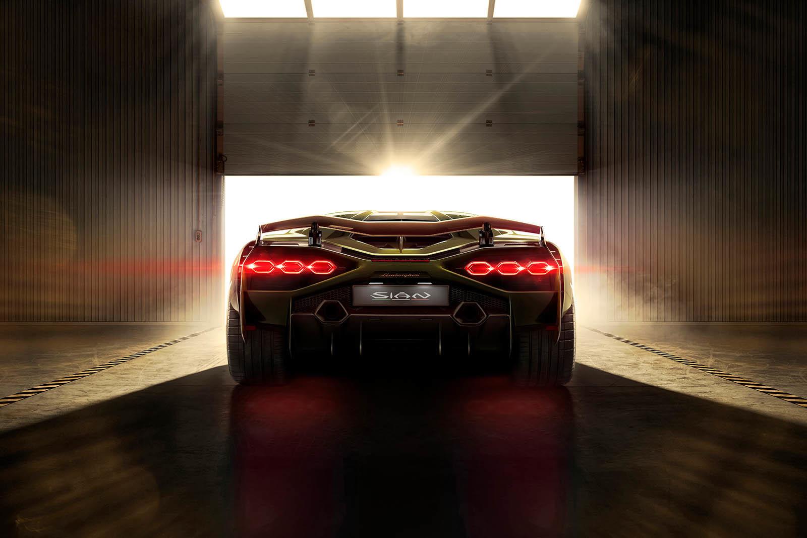 Foto de Lamborghini Siàn (10/18)