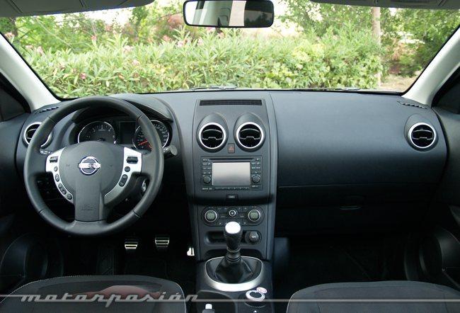Nissan Qashqai 09