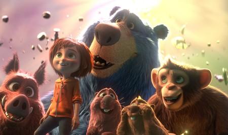 Tráiler de 'El parque mágico': así luce la película animada más ambiciosa hecha hasta ahora en España