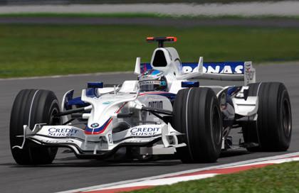 BMW Sauber, un rival real para Ferrari y McLaren