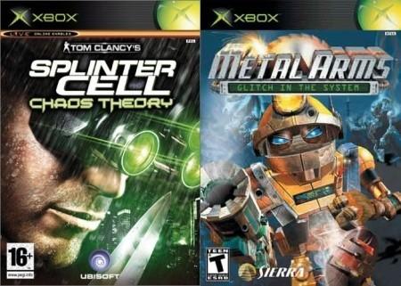 Mañana llegarán dos nuevos títulos a Xbox Originals