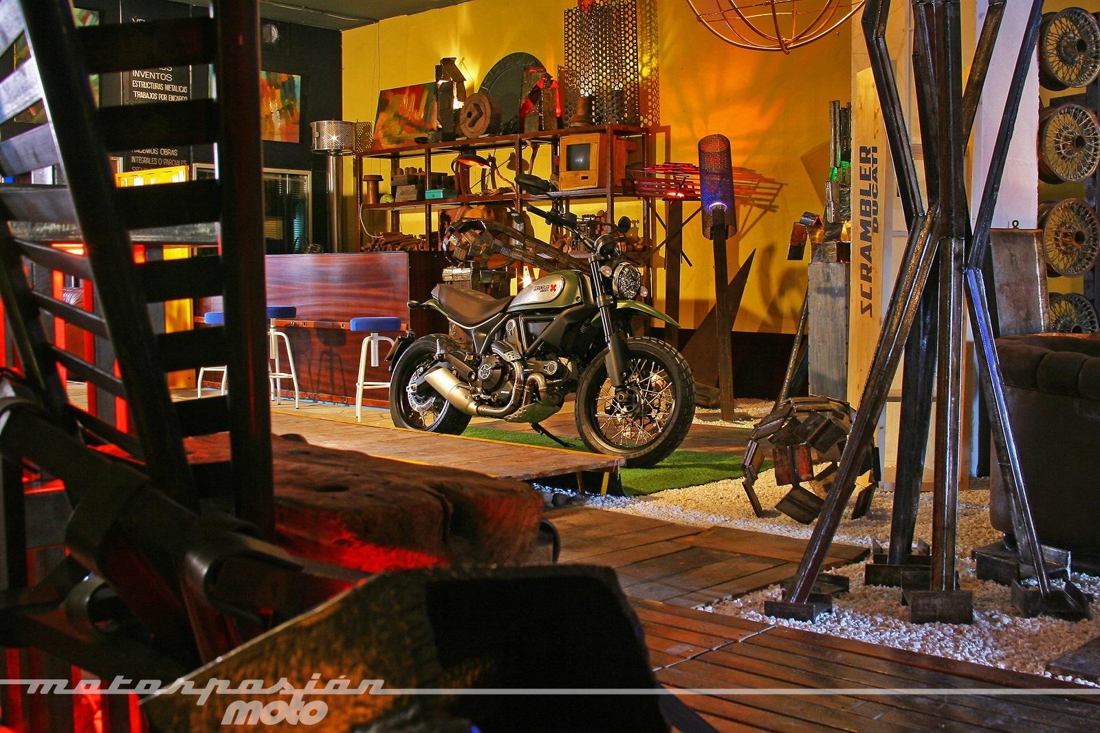 Foto de Ducati Scrambler, presentación 1 (19/67)