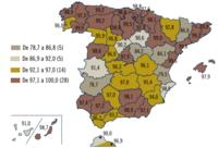 La CMT publica un escueto mapa con la cobertura 3G en España