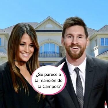 El nuevo casoplón de Messi y Antonela Roccuzzo en París: 20.000 pavos al mes y más seguratas que en Zarzuela