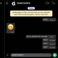 WhatsApp estaría trabajando en un modo oscuro