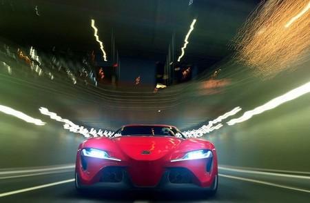 El Toyota FT-1 Concept Coupe llegará gratis para Gran Turismo 6
