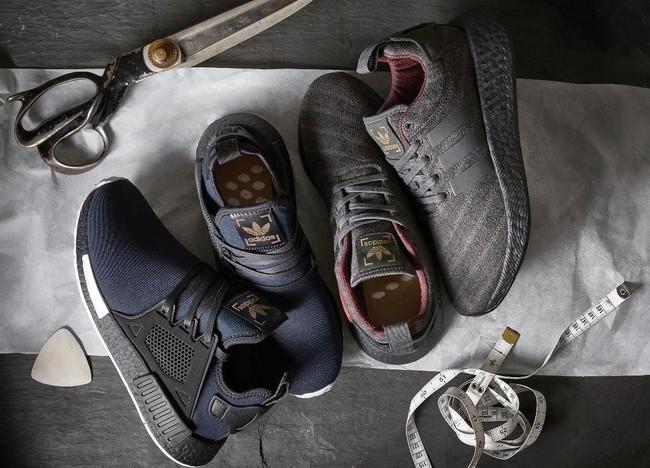 Adidas originals se vuelve bespoke con una magnífica colaboración junto al sastre Henry Poole