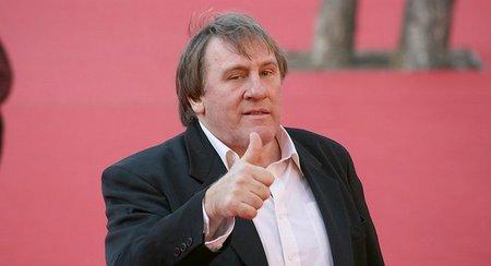 Gérard Depardieu no espera por nadie