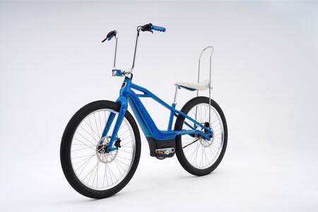 Serial 1 MOSH/CHOPPER: la bicicleta eléctrica mas retro de Harley-Davidson es un modelo único que se ha subastado por 14.200 dólares