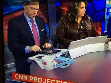 Icognito Ipad Cnn