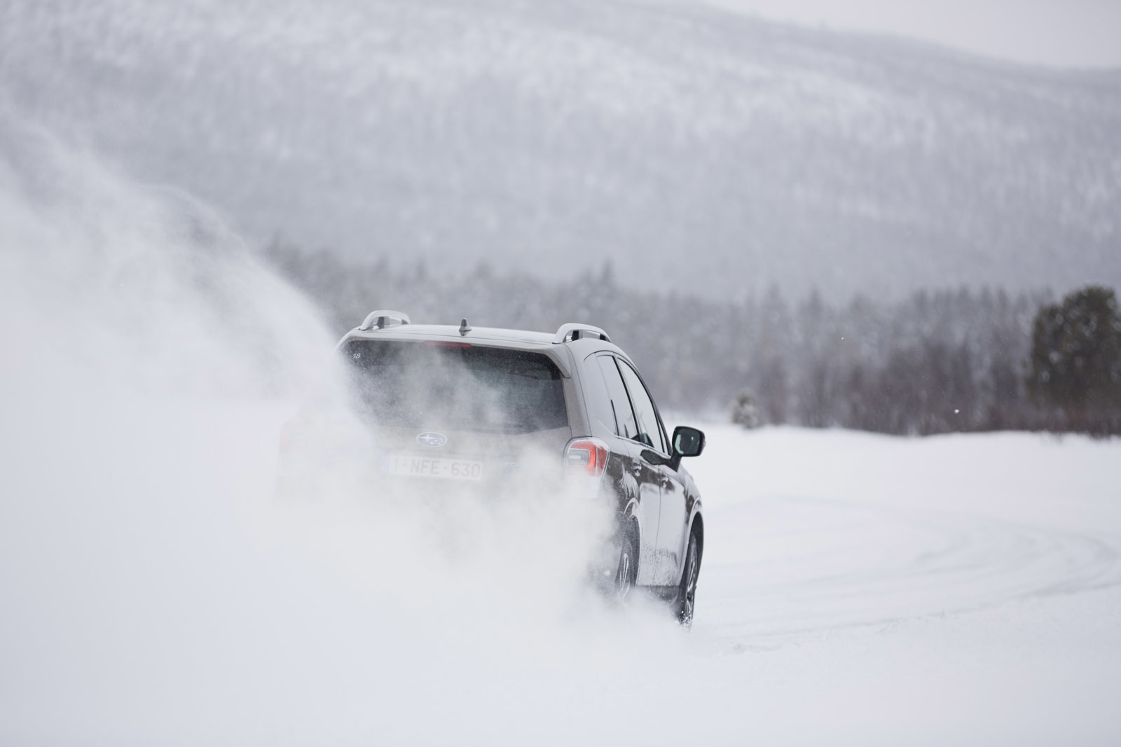 Foto de Subaru Snow Drive 2016 (23/137)