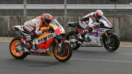 Marquez Alonso Motogp