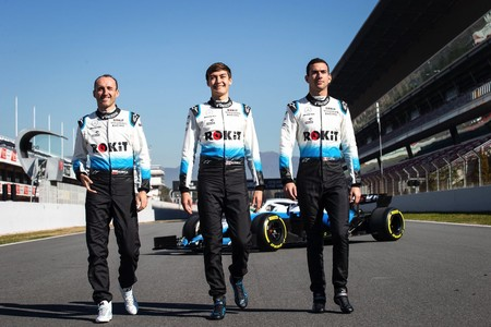 Arrancan los test de pretemporada de F1 sin Williams. Aún no tienen el coche listo para rodar