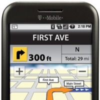Navegador GPS de TeleNav para Android
