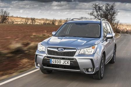 Subaru Forester 2015, toma de contacto
